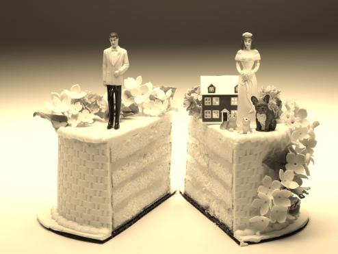 DIVORCIO, SEPARACIÓN DE CUERPOS