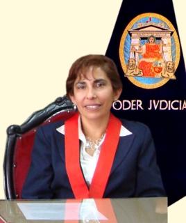 PRESIDENTA CORTE SUPERIOR DE JUSTICIA