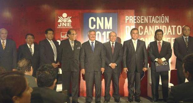 RESULTADO ELECCIONES CNM